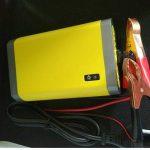Jual charger aki mobil motor 2 Amper 12 Volt auto cut Kuning
