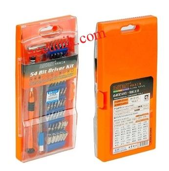 Harga Jual paket Obeng set jakemy 8126 isi 54 pcs termurah obeng berkualitas untuk komputer
