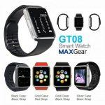 Jual jam tangan pintar gt08 simcard GSM + kamera