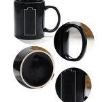 Jual magic mug cangkir ajaib sensor panas barang keren unik murah