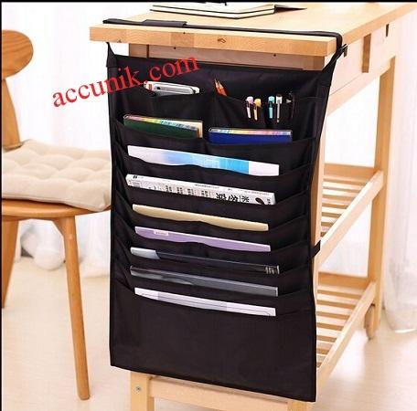 Jual tas samping meja hanging table desk