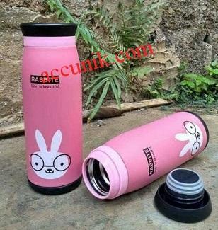 Jual thermos air animal termos original 500ml bahan stainles