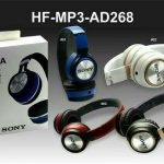 Jual Headphone AD-268 ekstra Bass murah SVT