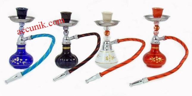 Jual murah Hookah Shisha Mini bong rokok 17 Cm