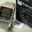 Jual jam tangan remote TV dvd TVG rantai