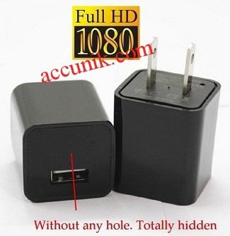 Jual kamera pengintai USB charger wifi SVT HD 1080P
