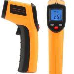 jual Thermometer layar digital non contact Laser 50-380C