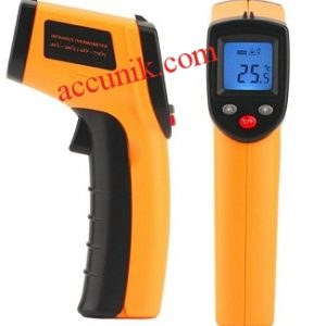 jual Thermometer layar digital non contact Laser 50-380C