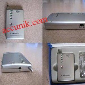 Jual anti spy cam RF detector sinyal silver lengkap anti sdap dan wifi