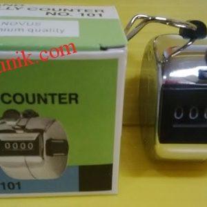 Jualalat hitung Hand tally counter Besi 101SVT