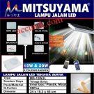 Jual Lampu Jalan LED PJU tenaga matahari 15 watt