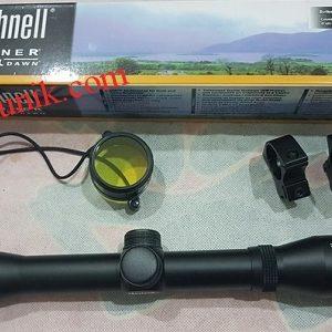 Jual Telescope bushnell 4×32 teropong senapan angin termurah riflescope