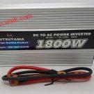 Jual inverter 1800 watt mitsuyama konverter listrik DC ke AC
