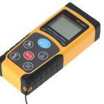 Jual laser pengukur jarak digital distance Layar maks 100 meter 100p