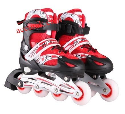 Jual Sepatu roda Inline skate murah decker ukuran L dan M  a29fede4fd