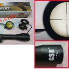 Jual riflescope senapan angin telescope teropong GSR 4×32 murah