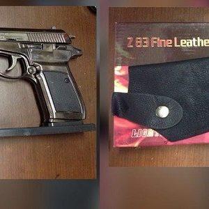 Jual Korek pistol tembak hiasan koleksi 3649 WTR