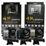 Jual kamera sport Ultra HD Wifi 16 Mp Sportcam tahan air action camera