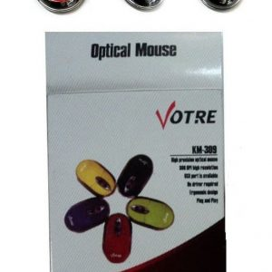 Jual eceran Mouse kabel usb Votre optical USB