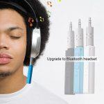 JualBluetooth Audio Receiver Clip 3.5AUX untuk Speaker dan Headset murah