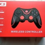 Jual Bluetooth stik Gamepad Joystick untuk Android Tablet dan smartphone Terios T3 Wireless