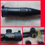 Jual Telescope rilfescope sniper senapan angin tembak universal zoom BSA 4-16×44 AOE YS