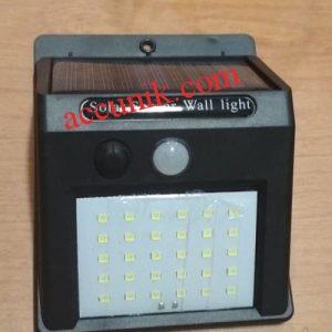 jual lampu jalan kecil led tenaga matahari kecil LED wall Solar panel