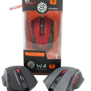 Jual Mouse Game wireless tanpa kabel fantech W4 raigor elite