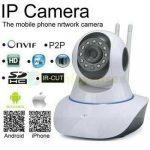 Jual Kamera CCTV ip camera p2p 2 antena MH36 Infra merah Kamera online