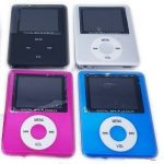 Jual murah Mp4 player digital mp4 layar layar 1.8 inci slim MGA