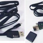 jualAlat Sadap Suara Model Kabel Micro Usbmini spy audio penyadap GSM