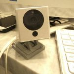 Jual kamera Wireless mini CCTV xiaomi xiaofeng wifi Ip cam Infra merah original DGP
