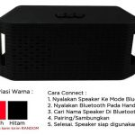 Jual Y3 Speaker Bluetooth Portable Wireless Bluetooth Speaker Mini unik DGP