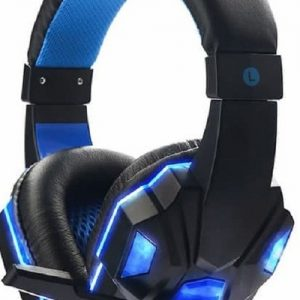 Jual Headset Gaming + Microphone LED Headphone Gem komputer laptop Acetech LED DGP