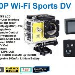 Jual Kamera sport wifi W9 wifi sport cam anti air waterproof kamera wifi sportcam