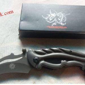 Jual murah pisau lipat deresrina z1168 black