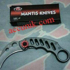 JualPisau lipat Mantis 51 type x eceran pisau lipat tajam murah keren SJN