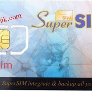 Jual Kartu SIM card kosong 16in1 kartu SIm untuk Duplikat clonign SIMcard