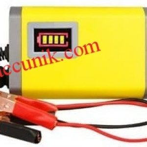 Jual 4 Ampere Charger Aki mobil charger accu motor 12 volt/4A