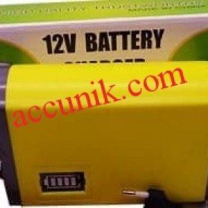 Jual Charger Aki mobil motor 6A 12 volt charger accu portable murah berkualitas MGA