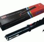 Jual Stungun 809 New stun gun tongkat model 809 Model baru ada senter dan sirene alarm