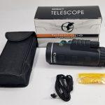 JualTeropong canon monocular 1 mata 40×60 hitam SJNmurah
