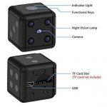 JualKamera pengintai SQ16 kamera spy cam mini model dadu Infra merah