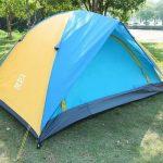 Jual Tenda kemah tenda camping tenda lipat Aotu 2 person tahan air