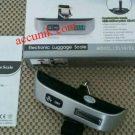 Jual timbangan gengam gantung travel timbangan koper tas digital 50 kg AGC