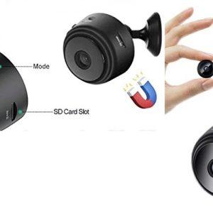 Jual Kamera infra merah spy cam Micro Wifi P2p Spycam magnet kamera mini HD1080MGA