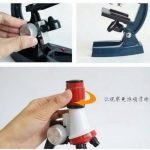 jual Mikroskop 1200x pembesaran Microscope pembelajaran Edukasi anak