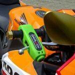 Grip Lock Kunci Pengaman Sepeda motor berkualitas AGC