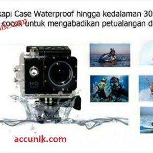 Jual Kamera Sport HD 18 Mp 1080 Kamera Tahan Air Tanpa Wifi