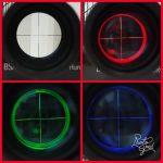 Jualteropong Bushnell gold 3-9×40 flip RGB zoom Teleskope senapan angin Gejluk PCP dan uklik